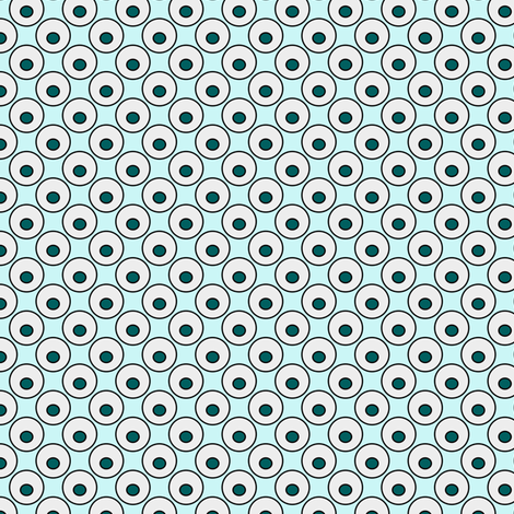 Frog Spawn fabric by itsahootdesigns on Spoonflower - custom fabric