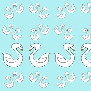 Sweet Swan Dance