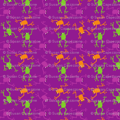 Frogs8X8