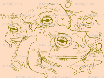 frog toads