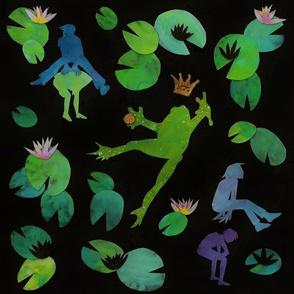 frog rhapsody