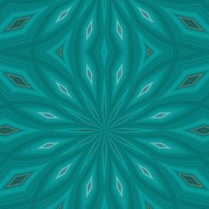 Kaleidescope 0793 k2 turquoise