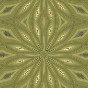 Kaleidescope 0793 k2 mustard
