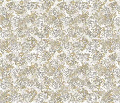 Ridley Grey fabric by lulabelle on Spoonflower - custom fabric