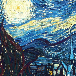Starry Night (right)