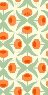Late Bloomin' Tulips