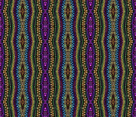 Beads fabric by koalalady on Spoonflower - custom fabric