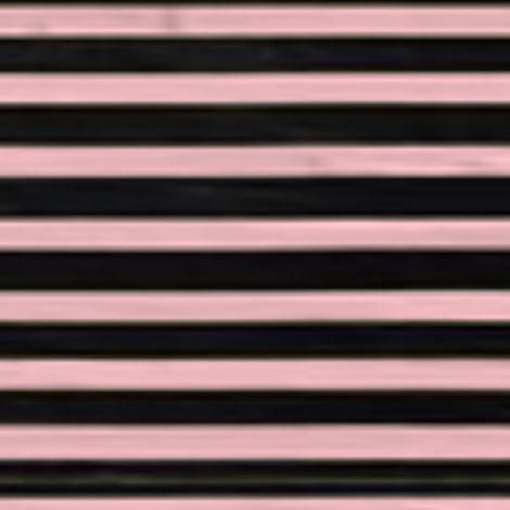 Baby Pink & Black Nautical Stripes fabric by bohobear on Spoonflower - custom fabric