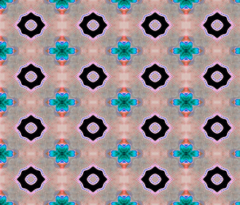 Portabella - pink fabric by koalalady on Spoonflower - custom fabric