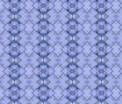 Shakes - blue fabric by koalalady on Spoonflower - custom fabric