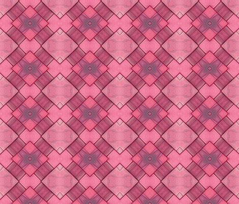 Shakes - rose fabric by koalalady on Spoonflower - custom fabric