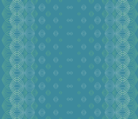 OnionTeal fabric by atomic_bloom on Spoonflower - custom fabric