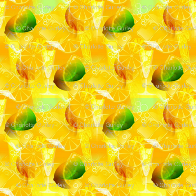 A Citrusy Summertime