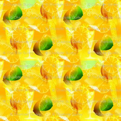 A Citrusy Summertime