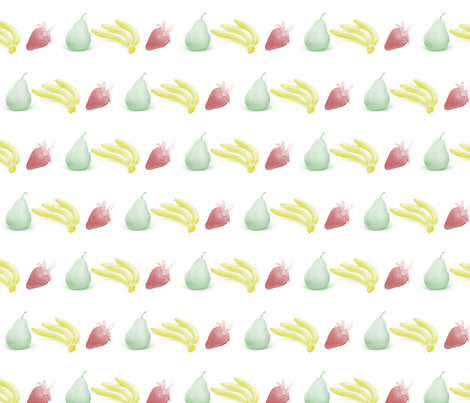 Fruit fabric by riyah-li_designs on Spoonflower - custom fabric