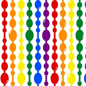 Pride Bead Curtain