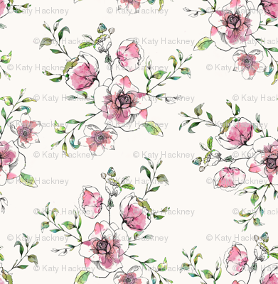 Orchard Blossom Pink