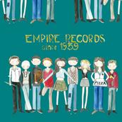 Empire records cartoon cast