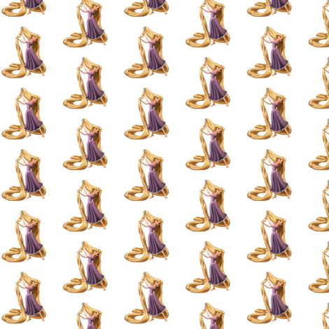 rapunzel_5 fabric by sje999 on Spoonflower - custom fabric