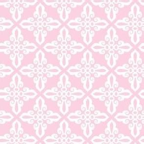 rajkumhari motif pink
