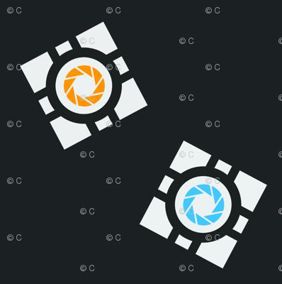 Portal Cubes 3