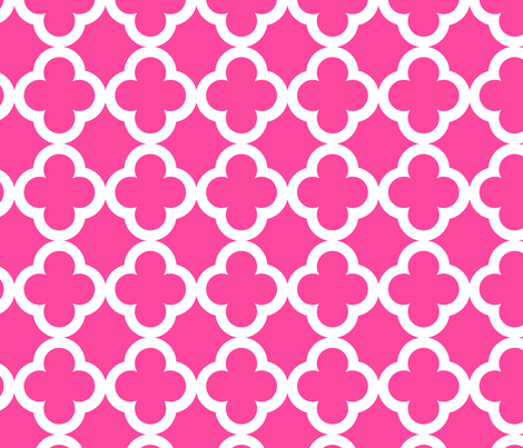 simple_tiling_raspberry fabric by juneblossom on Spoonflower - custom fabric