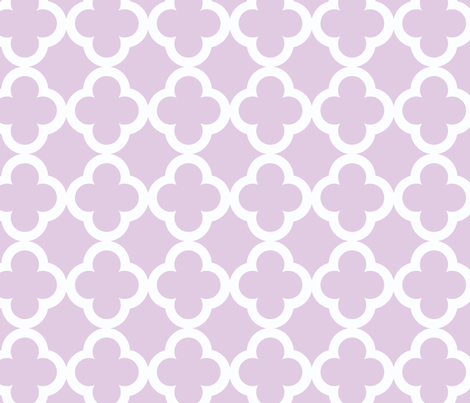 simple_tiling_lilac fabric by juneblossom on Spoonflower - custom fabric