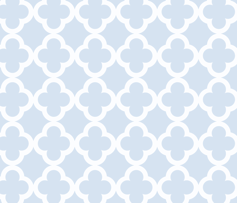 simple_tiling_baby blue fabric by juneblossom on Spoonflower - custom fabric