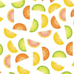 Citrus Scatter