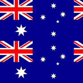 Australian Flag (no border)