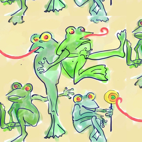 Frogslegs-ed