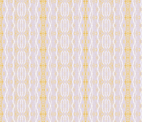 Flaming High Ball - just the notes, man(sangria) fabric by walkwithmagistudio on Spoonflower - custom fabric