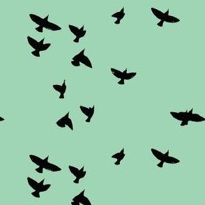 Bird style