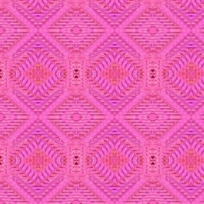 misty pastel pink and purple diamonds
