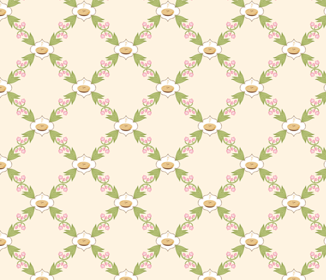 honeyPot_SPOONFLOWER_TEST fabric by teafly on Spoonflower - custom fabric