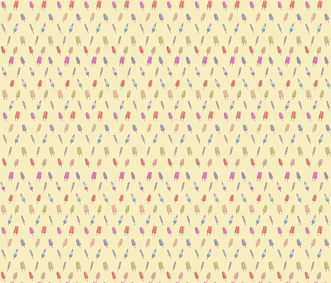 Popsicles! fabric by crowlands on Spoonflower - custom fabric