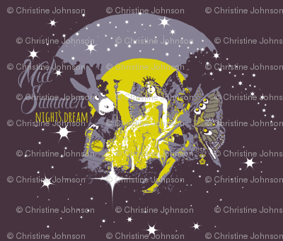 1 Midsummer night's dream