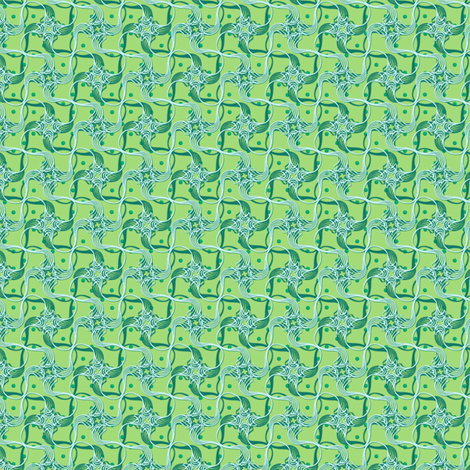 carved swirls synergy0004 serenity fabric by glimmericks on Spoonflower - custom fabric
