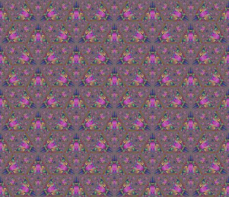 Lilac Fractal © Gingezel™ 2013