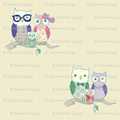 Owl Families