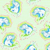 Sparkly Baby Elephant