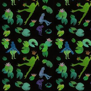 frog rhapsody-ed