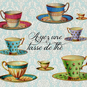 Have a cup of tea