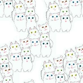 Bumble Kitties
