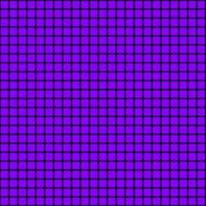 Jetta's Purple Tartan Skirt
