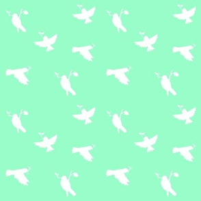 white_nest_making_birds_on_mint_green_4_inch_repeat-ch-ch-ch