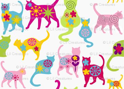 fancy cats