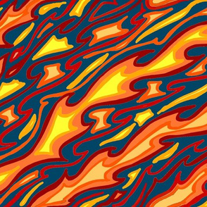 Fire: Colored