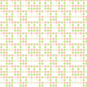 Pink & Lime Dots