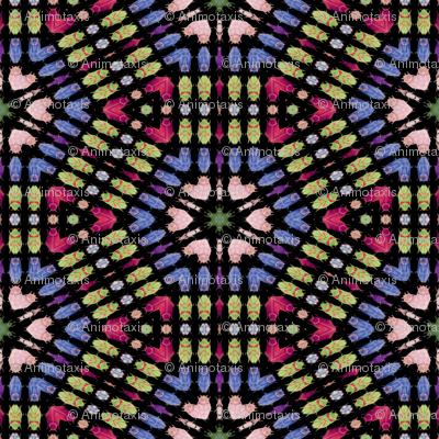 Kaleidoscope Bugs 6